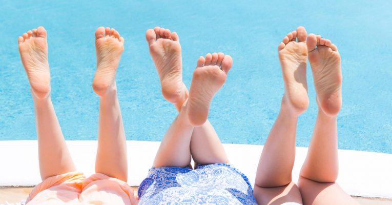 Tips til flotte føtter